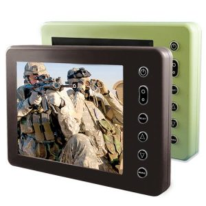 DSE 15 inch Rugged Displays MSM15VR